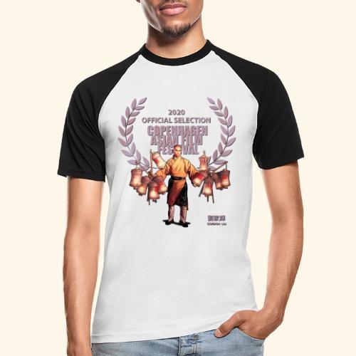 CAFF - Official Item - Shaolin Warrior 4 - Mannen baseballshirt korte mouw