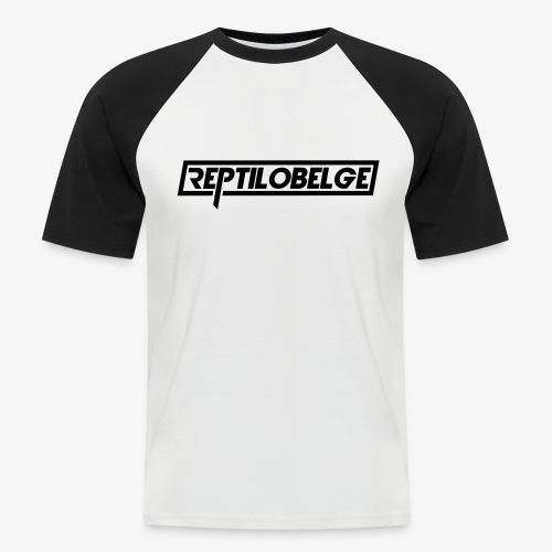 M1 Reptilobelge - T-shirt baseball manches courtes Homme