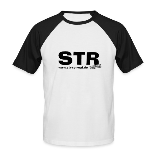 STR - Basics - Männer Baseball-T-Shirt