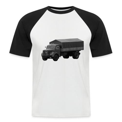 Travelerz GLR - T-shirt baseball manches courtes Homme