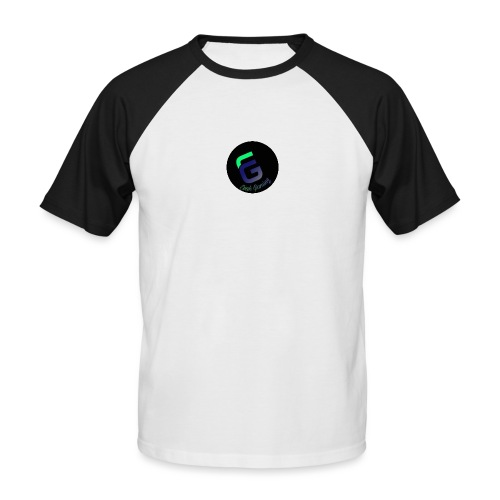 Evak Gaming - Men's Baseball T-Shirt