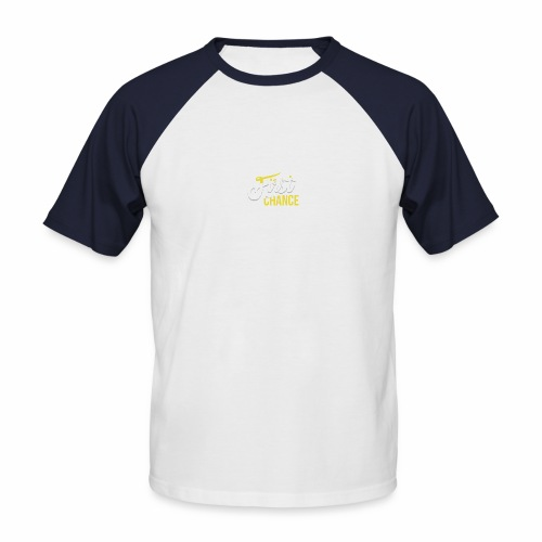 Logo Album First Chance - T-shirt baseball manches courtes Homme