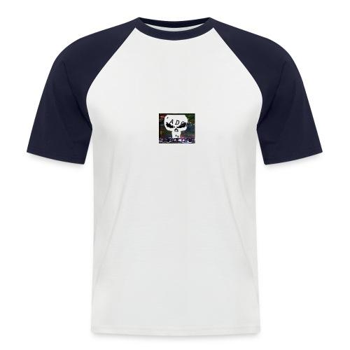 J'adore core - Mannen baseballshirt korte mouw
