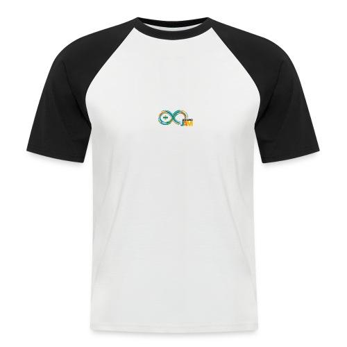 T-shirt Arduino-Jam logo - Men's Baseball T-Shirt
