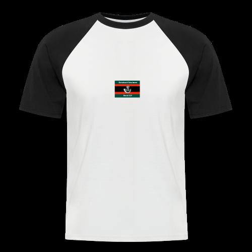 Christchurch Detachment / Dorset ACF - Men's Baseball T-Shirt