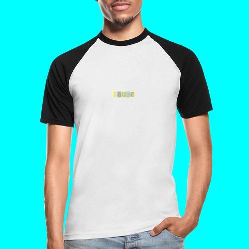 sauce - Men's Baseball T-Shirt