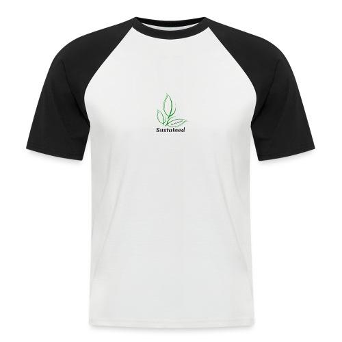 Sustained Sweatshirt - Kortærmet herre-baseballshirt