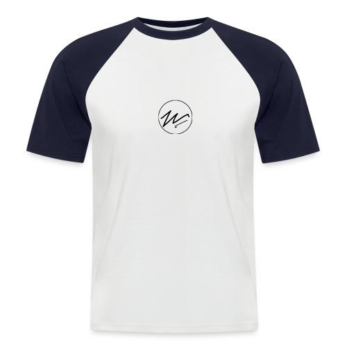 Zyra - T-shirt baseball manches courtes Homme