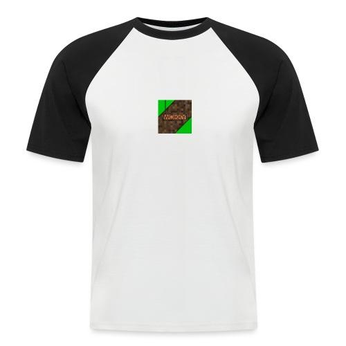 Wokky T Shirt - Kortärmad basebolltröja herr