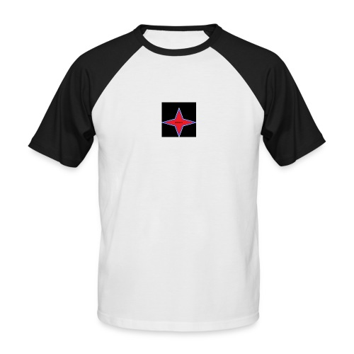 Infinite Lys - T-shirt baseball manches courtes Homme