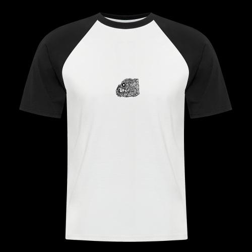 Viperfish T-shirt - Maglia da baseball a manica corta da uomo