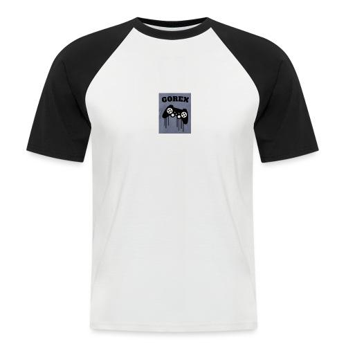 Logo GOREX con joypad - Maglia da baseball a manica corta da uomo