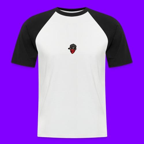 MKM TV's Logo - Men's Baseball T-Shirt