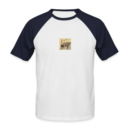 Friends 3 - Men's Baseball T-Shirt
