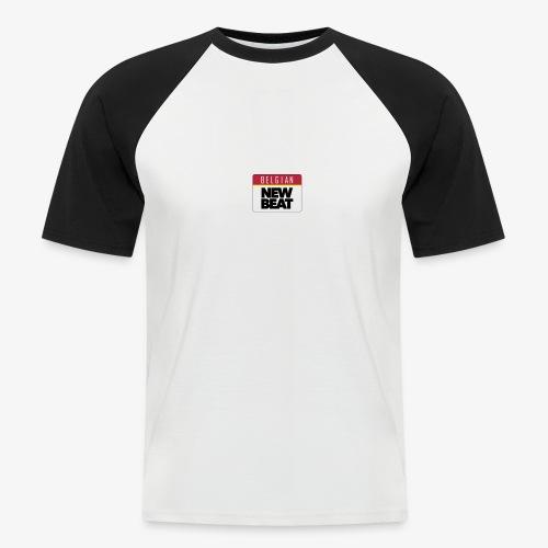 BNB LOGO - Mannen baseballshirt korte mouw