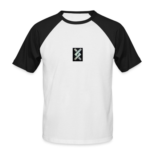Original Movement Mens black t-shirt - Men's Baseball T-Shirt