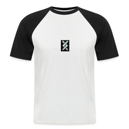 Original Movement Mens black t-shirt - Men's Baseball T-Shirt