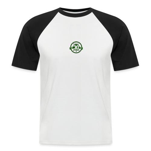 bcac-round-logo - T-shirt baseball manches courtes Homme