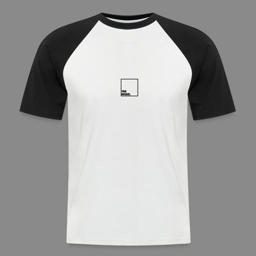 Kissel JAC LINE - Mannen baseballshirt korte mouw