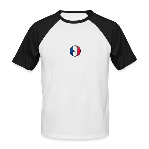 IMG 1240 - T-shirt baseball manches courtes Homme