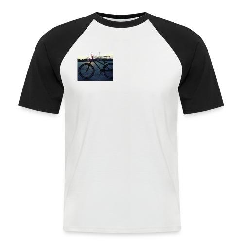 Motyw 2 - Koszulka bejsbolowa męska