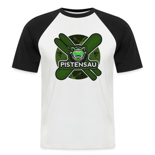 PistenSau NuClear - Männer Baseball-T-Shirt