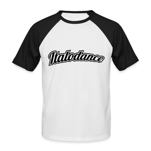 italodance - Men's Baseball T-Shirt