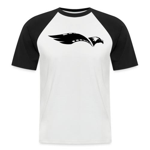M I T Academy Logo - Männer Baseball-T-Shirt
