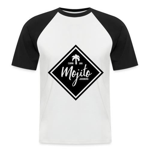 Mojito Vintage 2 - Männer Baseball-T-Shirt