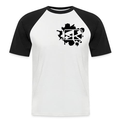 RK tâche - T-shirt baseball manches courtes Homme