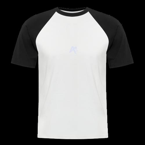 Logo Amigo - Men's Baseball T-Shirt