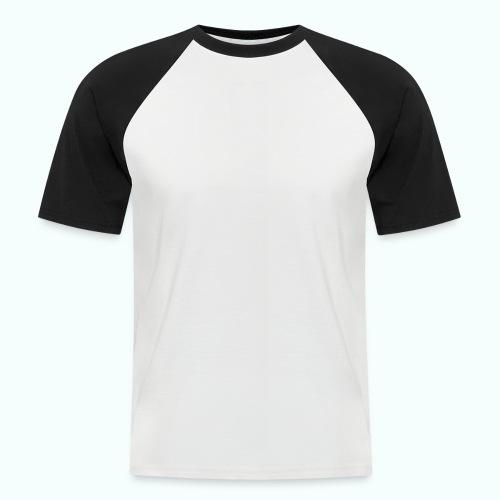 kein bock auf hass - Männer Baseball-T-Shirt