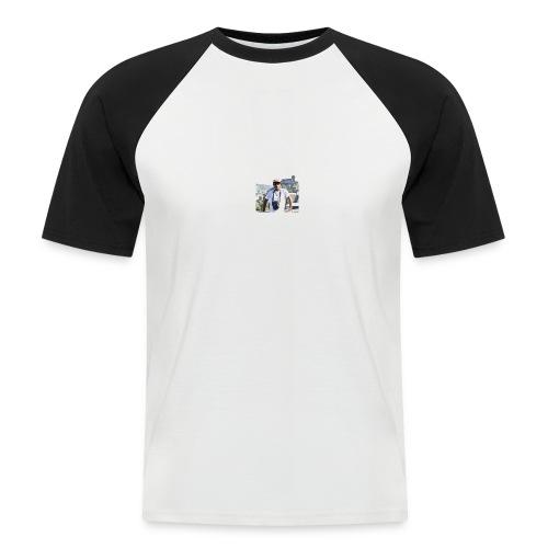 KIshanth - Männer Baseball-T-Shirt
