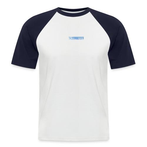 Larger MI logo png - Men's Baseball T-Shirt
