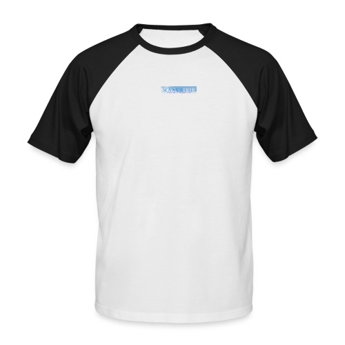 Larger MI logo png - Men's Baseball T-Shirt
