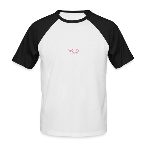 Romane - T-shirt baseball manches courtes Homme