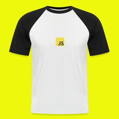 Js - T-shirt baseball manches courtes Homme