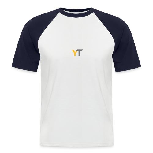 Yogii Tube - Men's Baseball T-Shirt