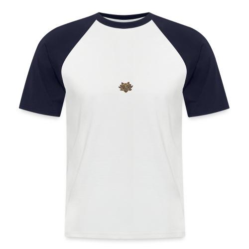 lotus - Mannen baseballshirt korte mouw