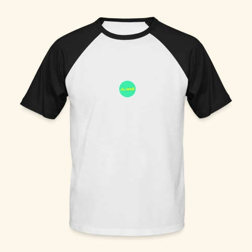 No Sweat - T-shirt baseball manches courtes Homme