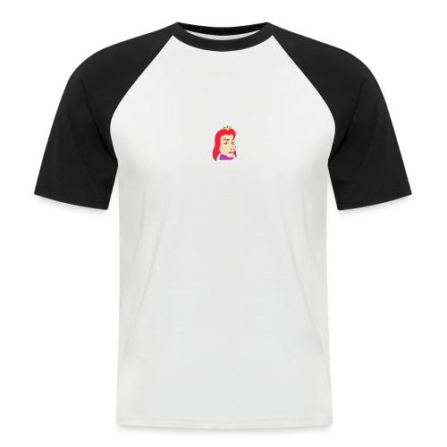 queen - Camiseta béisbol manga corta hombre