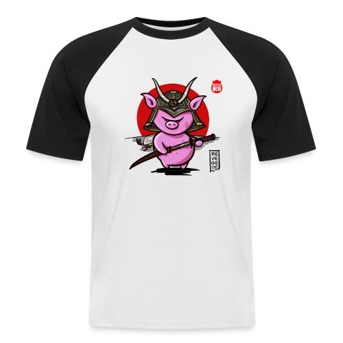 BeVegeOr ... quince - Men's Baseball T-Shirt