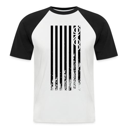 9763 JONO T Shirt 1c png - Men's Baseball T-Shirt