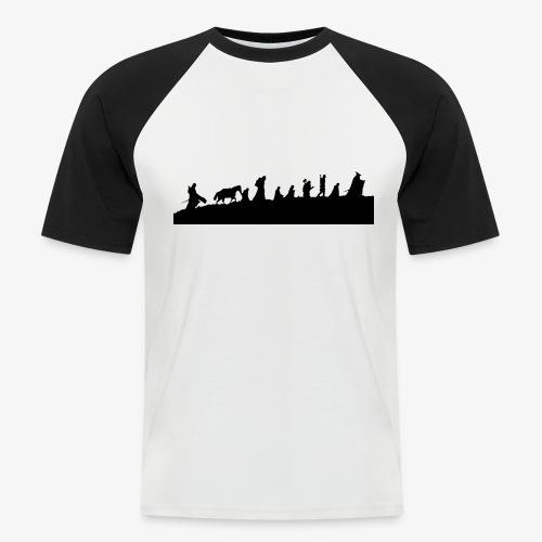 The Fellowship of the Ring - Men's Baseball T-Shirt
