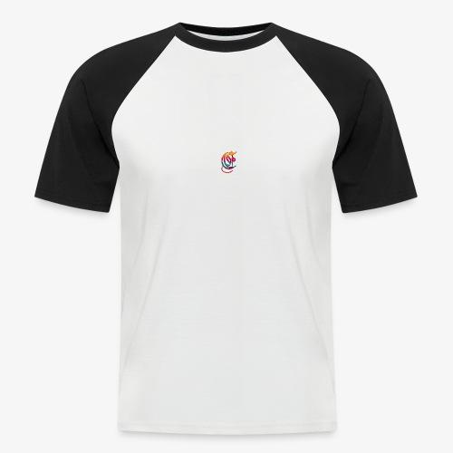 Elemental Retro logo - Men's Baseball T-Shirt
