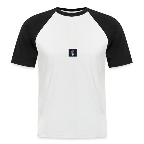 Trap Navideño - Camiseta béisbol manga corta hombre