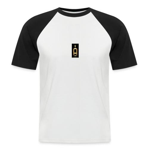 A Team - Kortærmet herre-baseballshirt