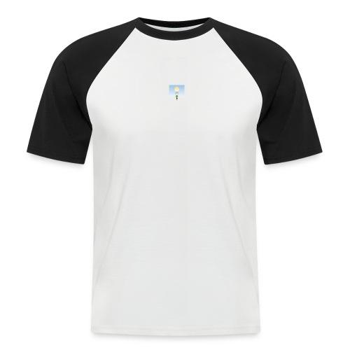PM Tarot Spheres Verseau - T-shirt baseball manches courtes Homme