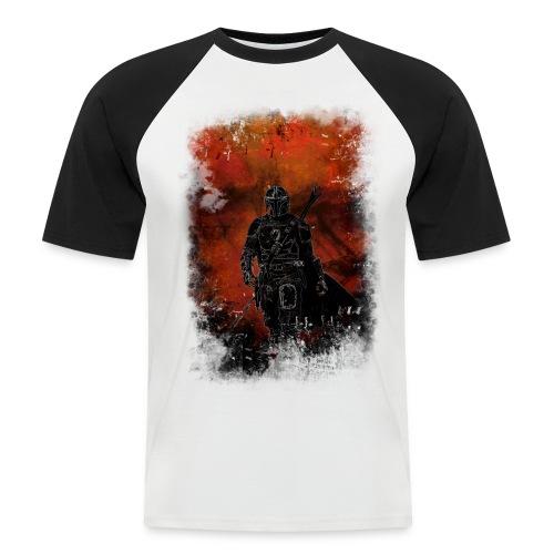 mandalorian - T-shirt baseball manches courtes Homme