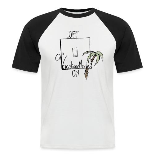 OnOff - Männer Baseball-T-Shirt